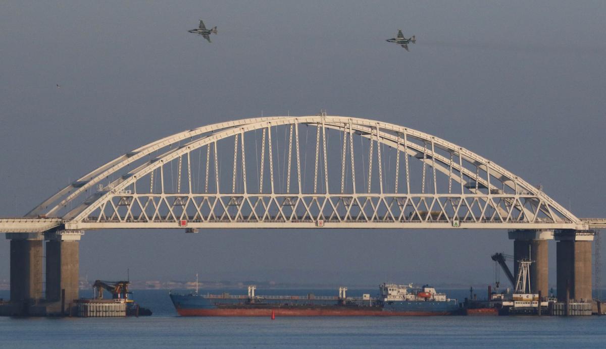 Біля Керченської протоки росіяни заблокували 20 цивільних кораблів - today.ua
