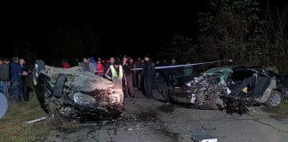 В страшній ДТП на Закарпатті загинули дві людини - today.ua