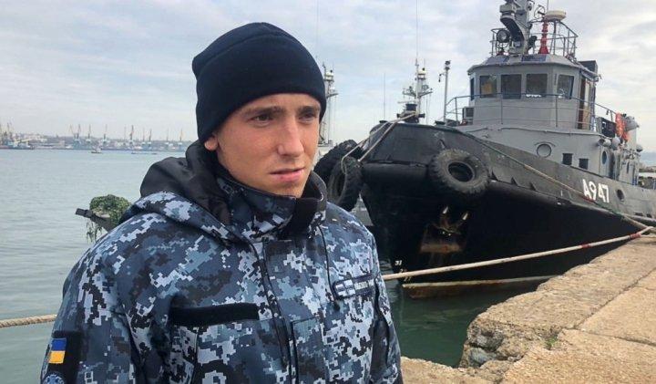 Заарештований український моряк передав записку рідним - today.ua