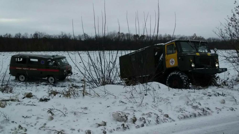 Під Одесою розбилася карета швидкої допомоги із пацієнтом - today.ua