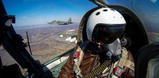 Росія направила в Керченську протоку штурмову авіацію - today.ua