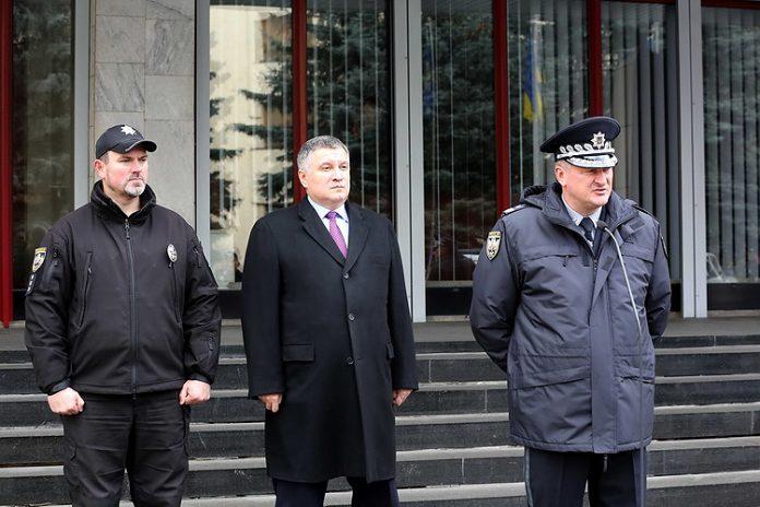 Полицейские получили новые автомобили - today.ua