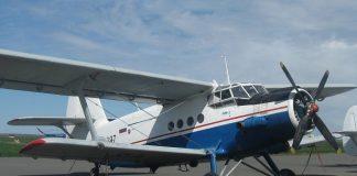 На Полтавщині викрали літак Ан-2 - today.ua