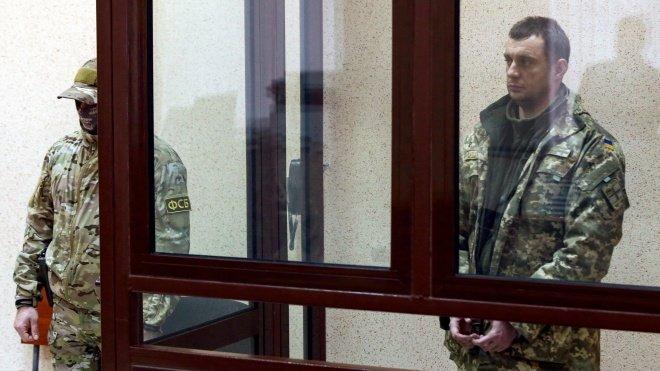 Суд над українськими моряками: усіх полонених посадили до в'язниці - today.ua