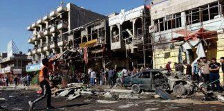 У Багдаді пролунали вибухи: є жертви та поранені - today.ua