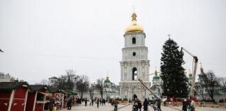 Столиця готується до Нового року: як прикрасять головну ялинку країни - today.ua