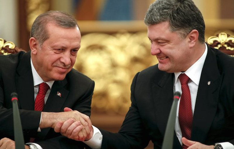 Порошенко провів телефонну розмову з Ердоганом - today.ua