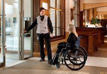 Українські готелі зобов'яжуть проектувати 10% місць для людей з інвалідністю - today.ua