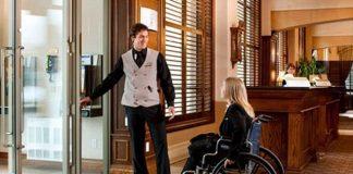 """Українські готелі зобов'яжуть проектувати 10% місць для людей з інвалідністю """" - today.ua"""