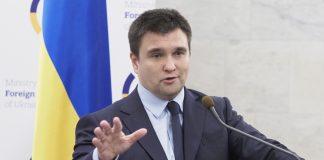 Росія планує захопити весь південь України, - Клімкін - today.ua
