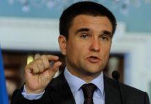 Клімкін назвав умови, за яких Україна може відмовитись від Мінських угод - today.ua