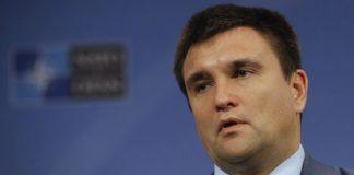 Клімкін заявив про відсутність дипломатичних відносин з РФ - today.ua