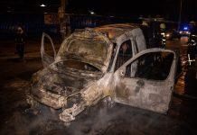 У Києві на ходу спалахнула автокав'ярня - today.ua