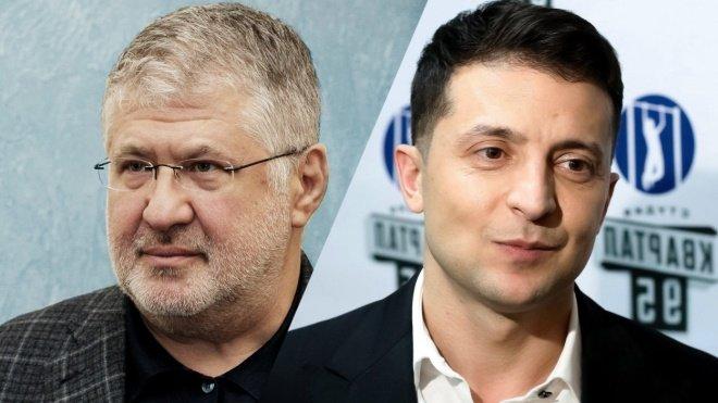 """Стосунки Коломойського та Зеленського: """"Більше я його маріонетка, ніж він – моя """" - today.ua"""