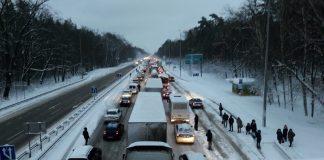 """Проїзд на дорогах державного значення забезпечено: """"Укравтодор"""" надав звіт про стан доріг в Україні - today.ua"""