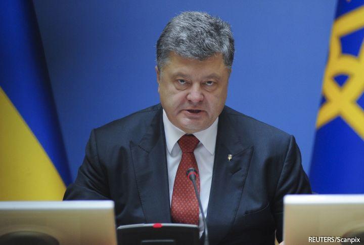 В то время, когда Европа делает заявление, Россия нападает, - Порошенко - today.ua