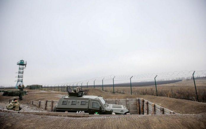 """&quotСтену"""" на границе с Россией построят к 2021 году - today.ua"""