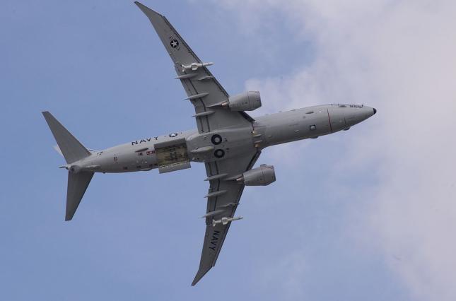 Американський безпілотник провів розвідку над Донбасом та Азовським морем - today.ua