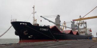 Відповідь на санкції РФ: у Маріуполі затримали російське торгове судно - today.ua