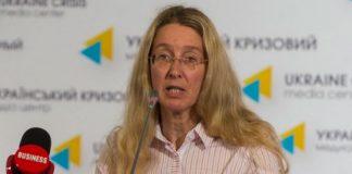 Супрун рассказала, сколько украинцев за год умерли из-за отсутствия прививок - today.ua