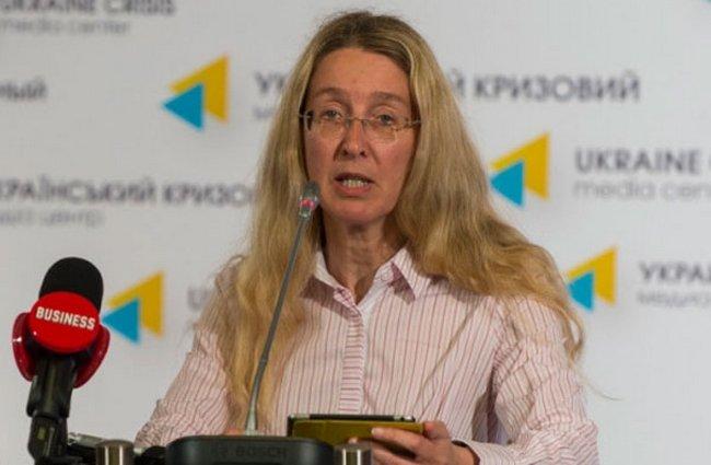 Супрун розповіла, скільки українців за рік померли через відсутність щеплень - today.ua