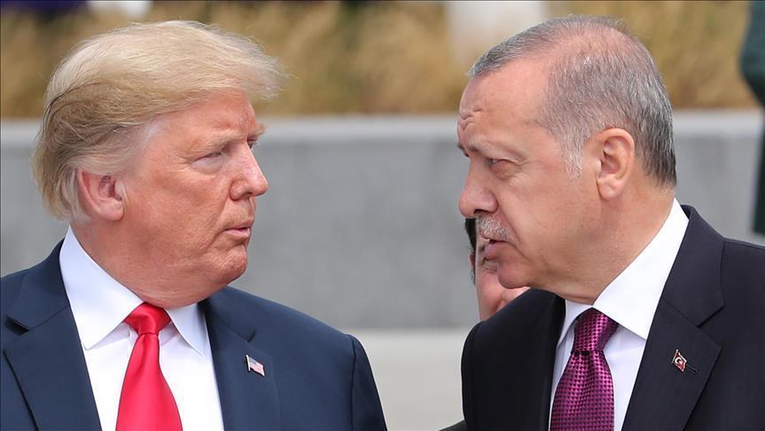 Загострення на Азові: Ердоган обговорив з Трампом провокацію Росії - today.ua