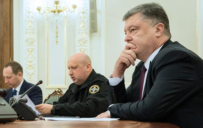 Порошенко підтримав введення воєнного стану в Україні - today.ua