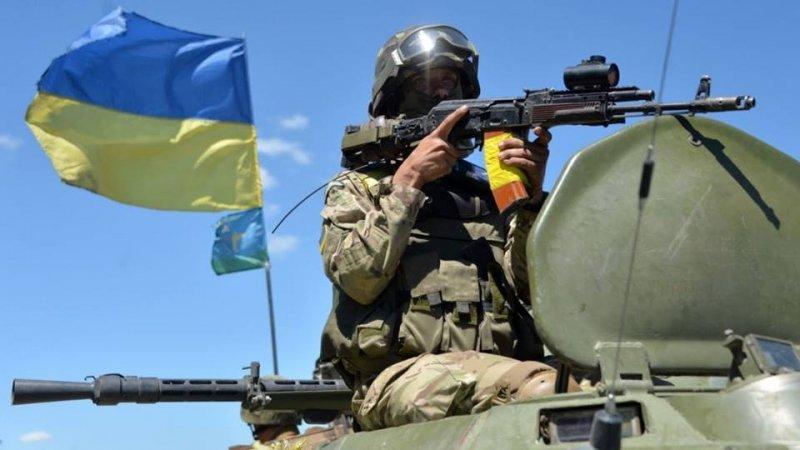 ЗСУ одним пострілом знищили кулеметну точку терористів (відео) - today.ua