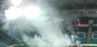 1/8 финала Кубка Украины: в Одессе во время футбольного матча прогремел взрыв (видео) - today.ua