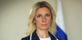 Спикер российского МИД намекнула на возможную дальнейшую агрессию в Украине - today.ua