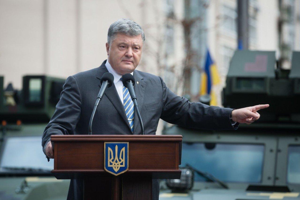 У випадку наземної агресії українським військовим підвищать зарплати, - Порошенко - today.ua