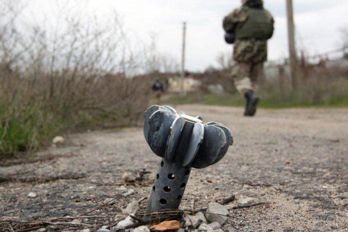 На Донбасі ДРГ бойовиків підірвалась на власних мінах - today.ua