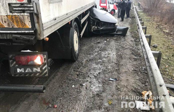 На Полтавщині сталася ДТП з двома загиблими - today.ua