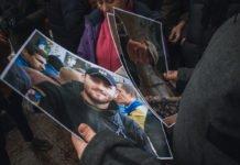 У Києві проходить пікет з вимогою звільнити затриманих у Грузії українців - today.ua