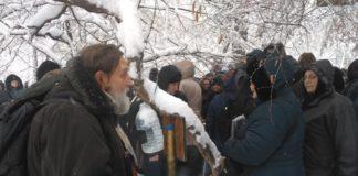 Бояться, що церкви відберуть: Під Радою мітингують священники УПЦ МП - today.ua