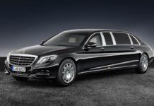 Автобаза президента закупила два броньованих Mercedes по 600 тисяч доларів - today.ua