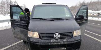Під Києвом поліція зупинила авто, в якому перевозили зброю і викрадену людину - today.ua