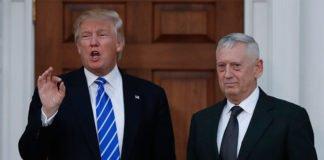 Розійшлись у поглядах з Трампом: голова Пентагону йде у відставку - today.ua