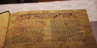У Києві представили факсимільне видання 800-річного манускрипту - today.ua