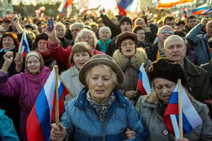 Росіян почала непокоїти ізоляція країни - today.ua