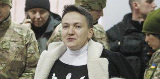 Савченко продовжили термін арешту - today.ua