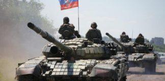 В Росії заявили про повну боєготовність військ на Донбасі - today.ua