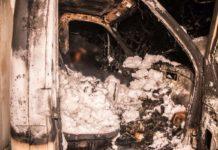 У столиці чоловік заживо згорів у власному авто - today.ua