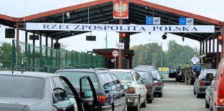 Украинцам советуют не ездить на автомобилях в Польшу по 15 января - today.ua