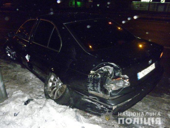 У столиці нетвереза жінка викрала BMW та потрапила у ДТП - today.ua