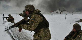 """На Донбасі зафіксовано перше порушення """"новорічного"""" перемир'я - today.ua"""