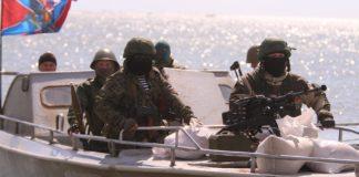 """Бойовики """"ДНР"""" створили міфічну флотилію в Азовському морі, - командувач ВМС України"""" - today.ua"""