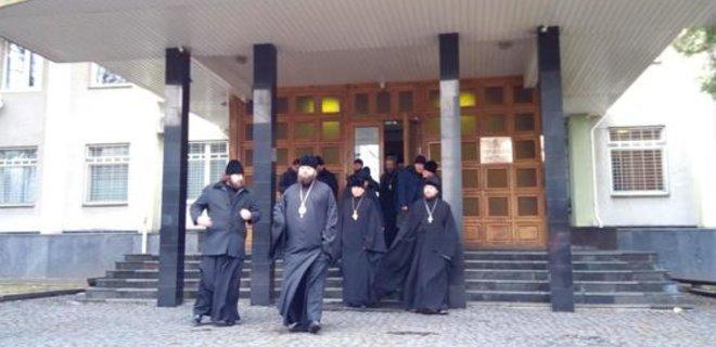 СБУ влаштувала допит 12 священиків УПЦ МП в Рівному - today.ua