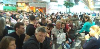 Сотні туристів застрягли в українських аеропортах - today.ua