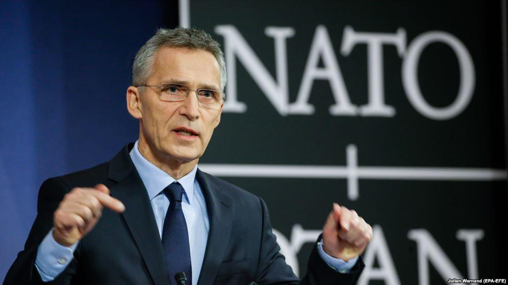 Разведение войск в Золотом: появилась реакция генсека НАТО - today.ua